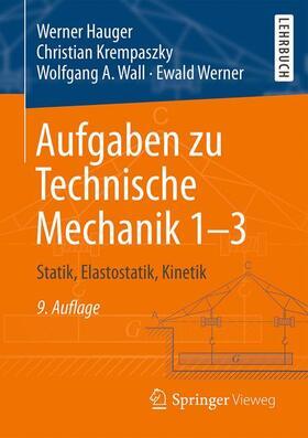 Aufgaben zu Technische Mechanik 1–3