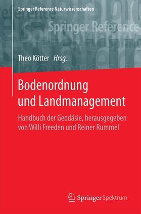 Bodenordnung und Landmanagement