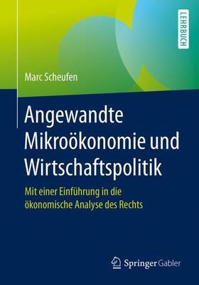 Angewandte Mikroökonomie und Wirtschaftspolitik