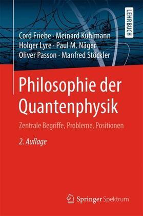 Philosophie der Quantenphysik
