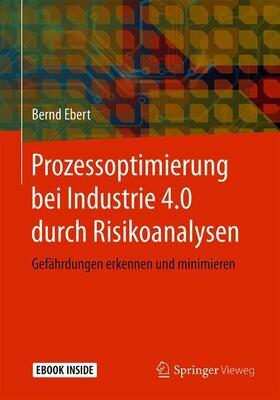 Prozessoptimierung bei Industrie 4.0 durch Risikoanalysen