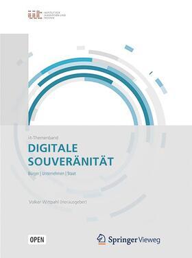 Digitale Souveränität