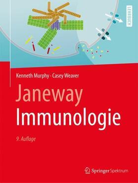 Murphy/Weaver | Janeway Immunologie | Buch