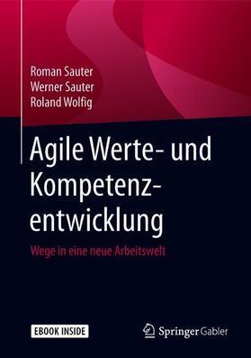 Agile Werte- und Kompetenzentwicklung