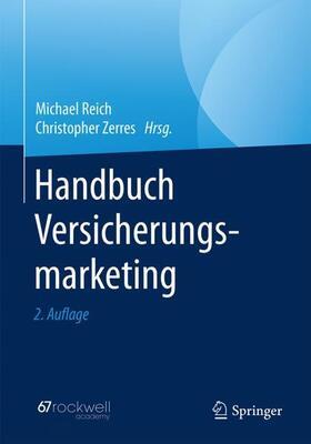 Handbuch Versicherungsmarketing