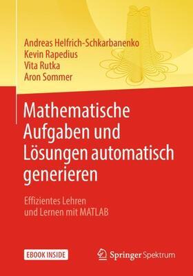Mathematische Aufgaben und Lösungen automatisch generieren