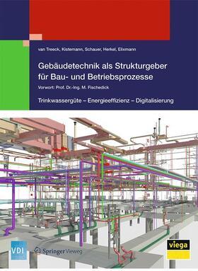 Gebäudetechnik als Strukturgeber für Bau- und Betriebsprozesse