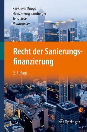 Recht der Sanierungsfinanzierung