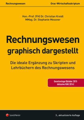 Kreidlmessner Rechnungswesen Graphisch Dargestellt Buch