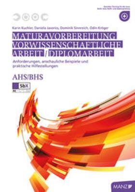 Maturavorbereitung Vorwissenschaftliche Arbeit/Diplomarbeit