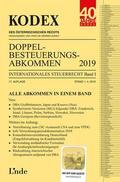 KODEX Doppelbesteuerungsabkommen 2019