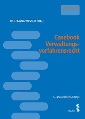 Casebook Verwaltungsverfahrensrecht