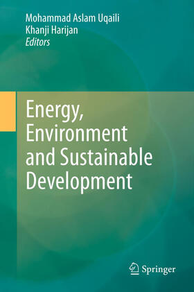 Uqaili / Harijan | Energy, Environment and Sustainable Development | Buch
