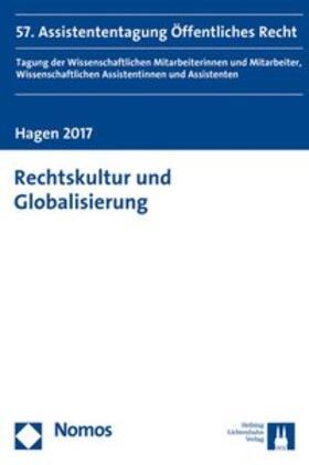 Rechtskultur und Globalisierung