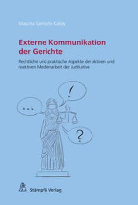 Externe Kommunikation der Gerichte