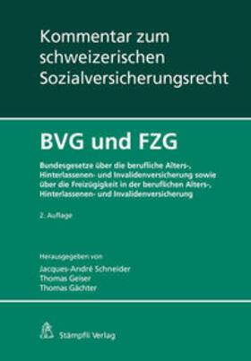 BVG und FZG