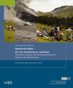 Alpenlandschaften - Von der Vorstellung zur Handlung