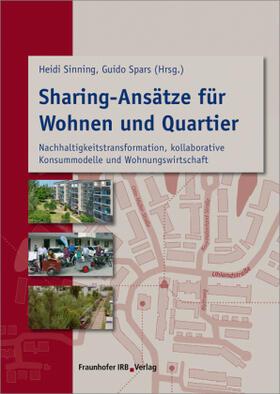 Sharing-Ansätze für Wohnen und Quartier.
