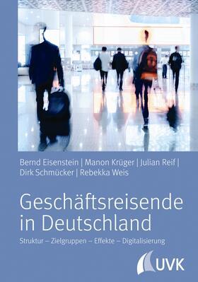 Geschäftsreisende in Deutschland