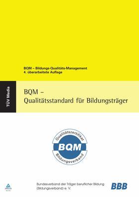 BQM - Qualitätsstandard für Bildungsträger (E-Book, PDF)