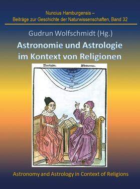 Astronomie und Astrologie im Kontext von Religionen
