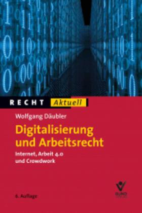 Digitalisierung und Arbeitsrecht