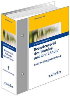 Brockhaus / Hoffmann / Kathke   Beamtenrecht des Bundes und der Länder   Loseblattwerk