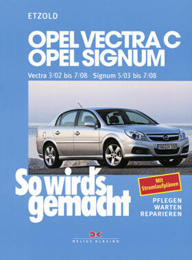 Opel Vectra C ab 3/02, Opel Signum ab 5/03