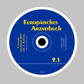 Europäisches Arzneibuch Digital,9. Ausgabe, 1. Nachtrag