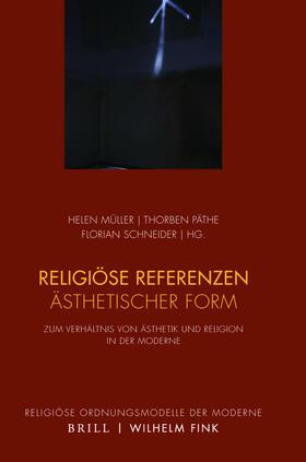 Religiöse Referenzen ästhetischer Form