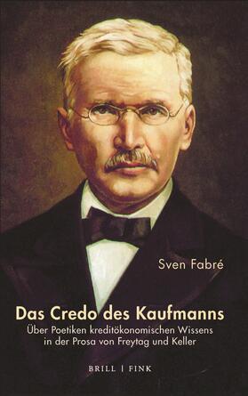 Fabré   Das Credo des Kaufmanns   Buch