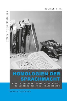 Homologien der Sprachmacht