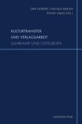 Kulturtransfer und Verlagsarbeit