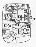 Archaische Texte aus Uruk / Archaische Verwaltungstexte aus Uruk. Vorderasiatisches Museum II