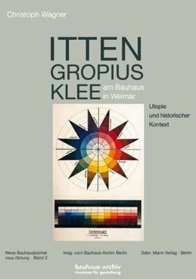 Itten, Gropius, Klee am Bauhaus in Weimar