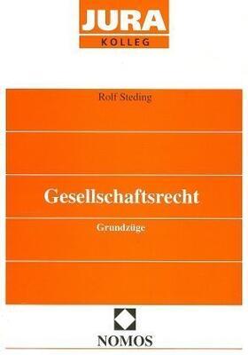 Steding   Gesellschaftsrecht   Buch