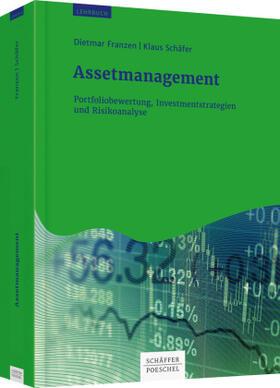 Franzen / Schäfer | Assetmanagement | Buch