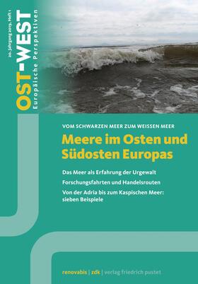Meere im Osten und Südosten Europas