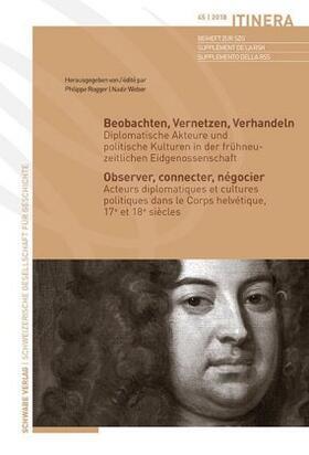 Beobachten, Vernetzen, Verhandeln Observer, connecter, négocier