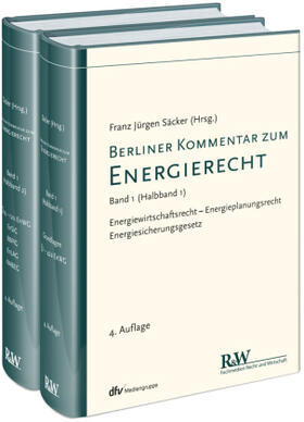 Berliner Kommentar zum Energierecht, Band 1