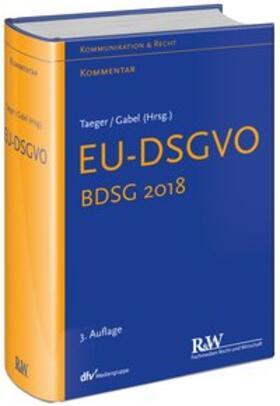 Taeger/Gabel | DSGVO - BDSG | Buch