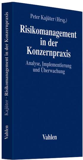 Kajüter | Risikomanagement in der Konzernpraxis | Buch