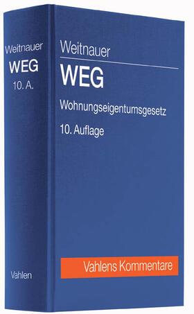 Wohnungseigentumsgesetz: WEG