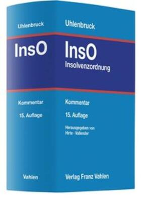 Uhlenbruck | Insolvenzordnung: InsO | Buch
