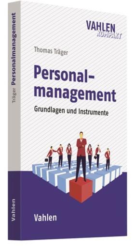 Träger | Personalmanagement | Buch