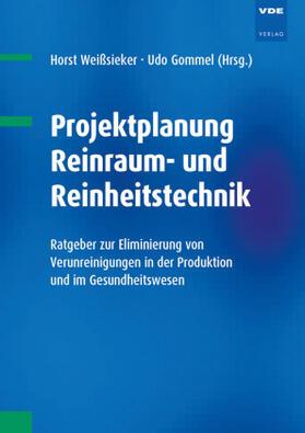 Projektplanung Reinraum- und Reinheitstechnik