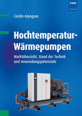 Hochtemperatur-Wärmepumpen