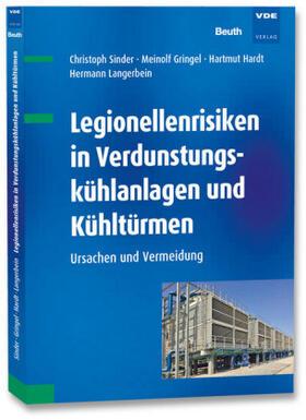 Legionellenrisiken in Verdunstungskühlanlagen und Kühltürmen