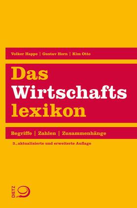 Otto/Horn/Happe | Das Wirtschaftslexikon | Buch