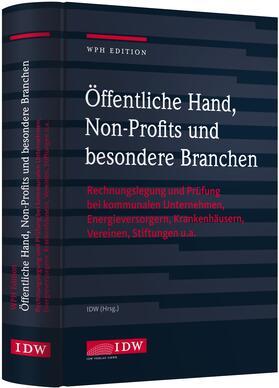 Institut der Wirtschaftsprüfer | Öffentliche Hand, Non-Profits und besondere Branchen | Buch